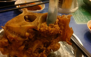 西宁美食-白驼退骨茶餐厅