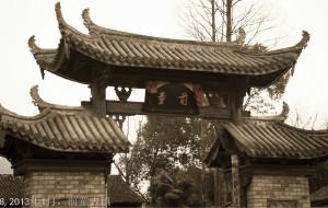 【前童图片】2013年1月,宁波,宁海前童古镇