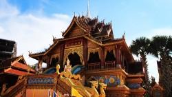 西双版纳景点-西双版纳总佛寺