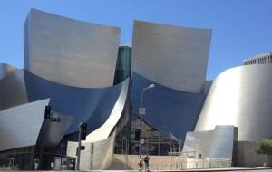 洛杉矶娱乐-华特•迪士尼音乐厅