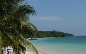 【西哈努克图片】距离西哈努克港2.5小时的明珠--瓜隆岛--短暂而难忘的小岛