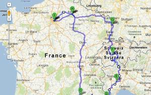 【普罗旺斯图片】屌丝夫妻2.5万Smart自驾欧洲六国疯狂冒险游