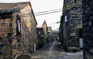 【金华图片】磐安乌石村、农家乐、磐安古茶场