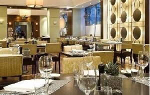 爱丁堡美食-Hadrian's Brasserie at the Balmoral Hotel