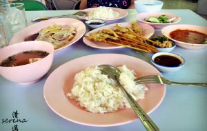 清迈美食-发清海南鸡饭