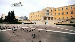 希腊景点-宪法广场(Syntagma Square)