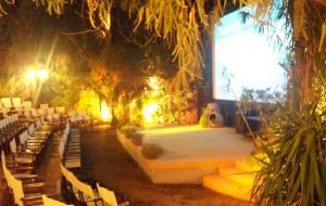 圣托里尼娱乐-Open Air Cinema Kamari