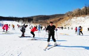 河南娱乐-嵩山滑雪滑草场