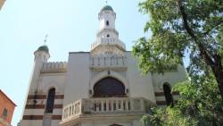哈尔滨景点-鞑靼清真寺