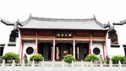 武汉景点-归元禅寺