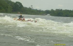 【乌干达图片】乌干达 - 在尼罗河上玩漂流