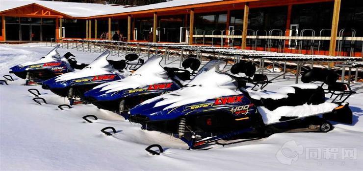 千山滑雪场风景区