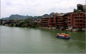 【凯里图片】黔驴记行<16> 清水江畔的古镇--下司