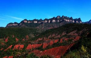 【阳城图片】攀登阳城十八罗汉峰