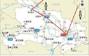 【襄阳图片】楚天秋色(穷游中国之湖北篇)