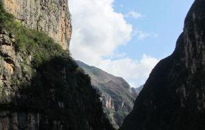 【三峡图片】梦向三峡行:幽美小三峡
