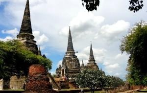 【大城图片】旧时泰国风光之大城