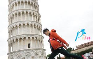 【比萨图片】【曾经的宝藏】意大利:一枚镶嵌在地中海的人文之靴