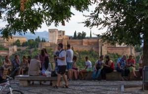 西班牙娱乐-圣尼古拉斯眺望台