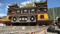 甘南景点-禅定寺