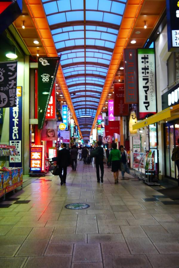 初遇本州岛——大阪,京都,富士山,东京都8日游
