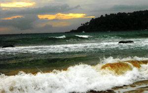 【米瑞莎图片】斯里兰卡海景游——梅瑞莎的一天