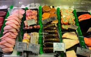 洛杉矶美食-圣莫妮卡海鲜市场