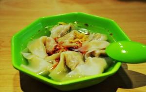 苏州美食-绿杨馄饨(观前店)