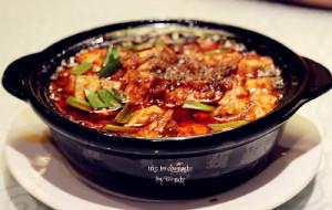 成都美食-陈麻婆豆腐(骡马市店)