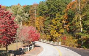 【亚特兰大图片】美丽的城市,美丽的Stone Mountain Park-亚特兰大