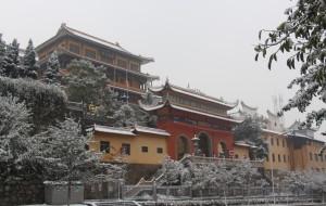 【益阳图片】银城雪景