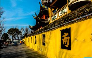 【慈溪图片】鸣鹤古镇,闲逛喝茶看日落的地方