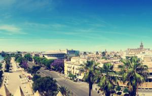 【马德里图片】趁年轻去旅行——初来乍到西班牙 四大城市具体线路和景点分布图 马德里 塞维利亚 格拉纳达 巴塞罗那 阳光 足球 斗牛 伊比利亚