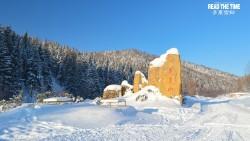 雪乡景点-羊草山