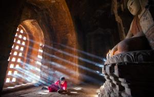 【缅甸图片】缅缘——万千皆为佛塔之地