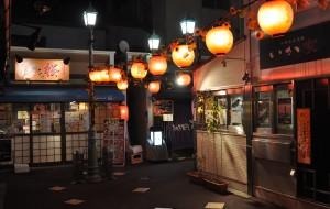 函馆美食-大门横丁