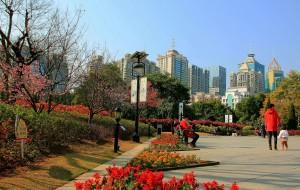 【福州图片】福州温泉公园和郁金香花展