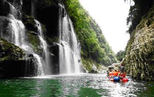 湖南娱乐-猛洞河漂流