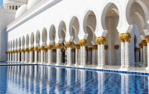 【阿布扎比图片】【阿联酋迪拜、阿布扎比、沙迦追梦之旅】安拉给了我们石油,却忘记给了水