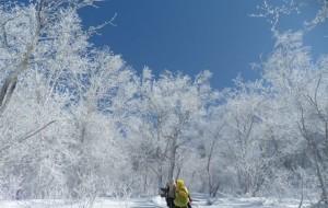 【五常图片】雪谷欢乐行