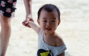 【民丹岛图片】1周岁E哥摇摇摆摆看世界——新加坡+民丹岛10日游