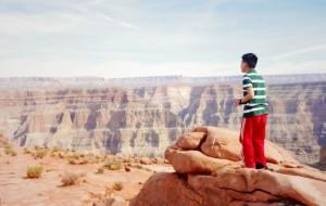 【科罗拉多大峡谷图片】美国科罗拉多大峡谷之西峡谷,胡佛水坝