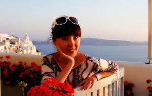 【希腊图片】【丫丫走世界】希腊梦幻之旅-Deep Blue Sea