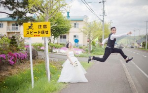 【北海道图片】【富良野の婚纱之旅】北海道还你薄荷般的清凉