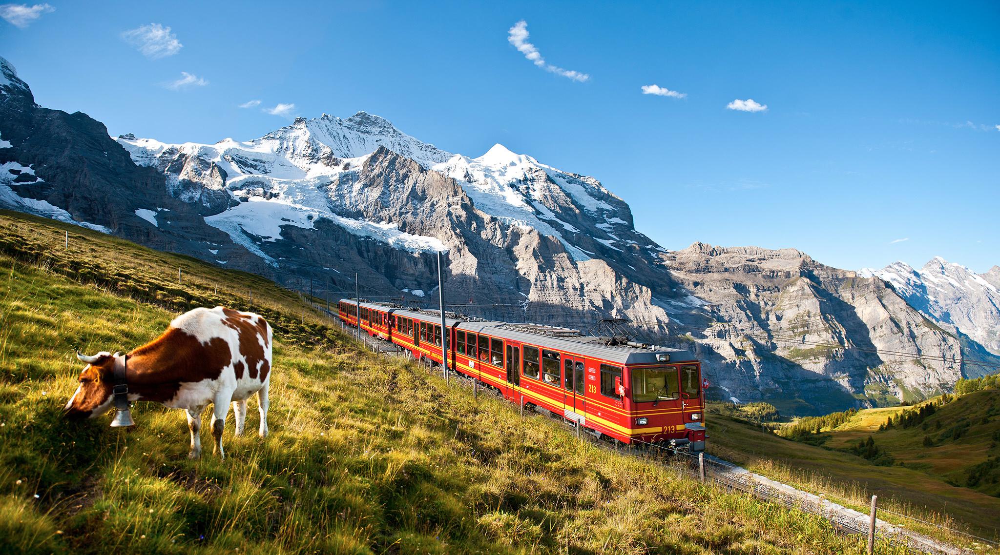 漫游瑞士,感受童话般的国度