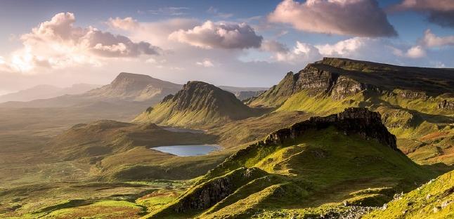 蘇格蘭高地景點介紹,蘇格蘭高地旅游景點