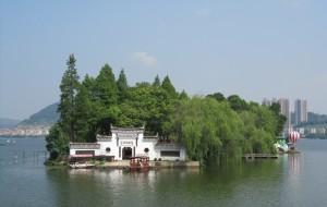 【黄石图片】#消夏计划#江南明珠   黄石磁湖
