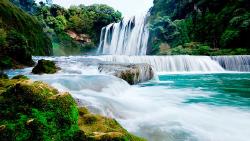 黄果树瀑布景点-黄果树瀑布