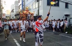 大阪娱乐-天神祭