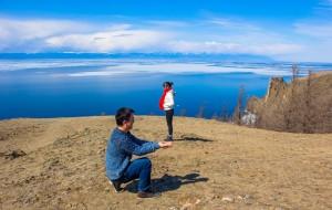 【俄罗斯图片】【贝加尔湖融冰之旅】用心作饵,从冰蓝中垂钓起一份静谧(详细攻略+大量图片)